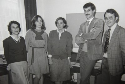 Services financiers 1984