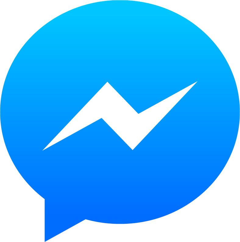 Contactez nous via Messenger