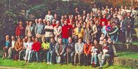 Photo de groupe du 40ème anniversaire