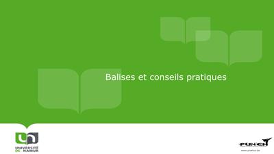 Balise Photo