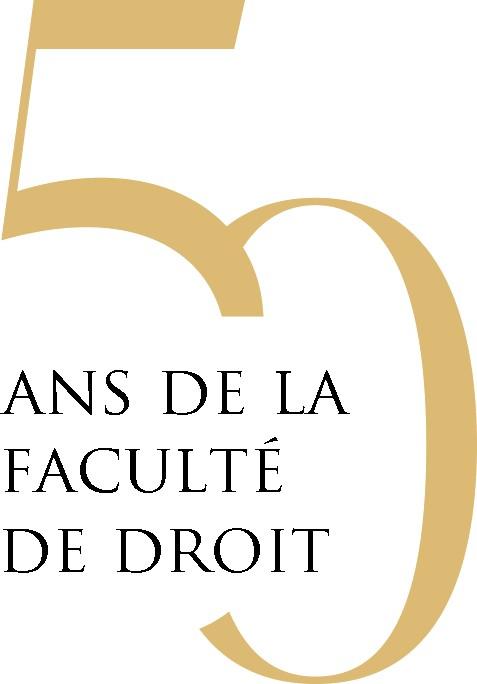 50 ans - Faculté de droit