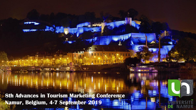 8th Advances in Tourism Marketing Conference 2019