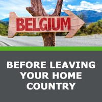 Before leaving your home country