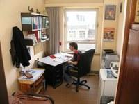 Intérieur Résidence universitaire pour étudiants