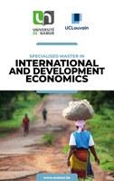 MS International economics