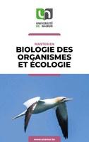 Master en biologie des organismes et écologie