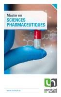 Master en sciences pharmaceutiques