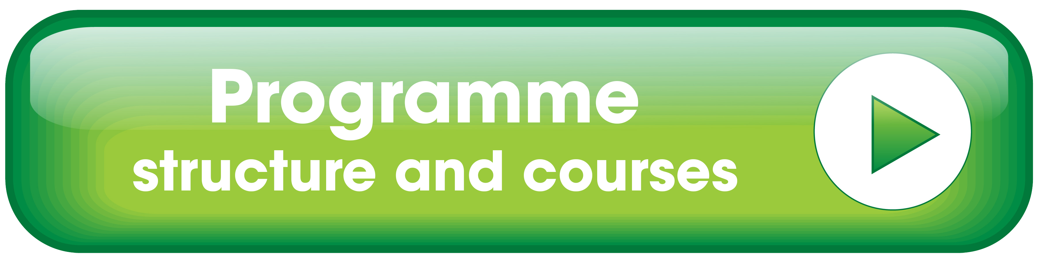 Programme structure and courses