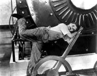 Les Temps modernes - Charlie Chaplin - 1936