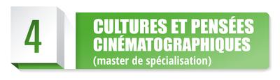 Master de spécialisation en cultures et pensées cinématographiques