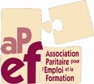 Logo de l'APEF