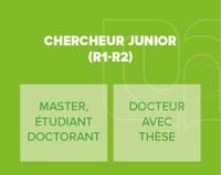 Chercheur R1-R2