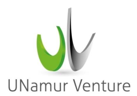 Logo UNamur Venture