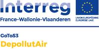 Logo Depollutair Interreg GoToS3
