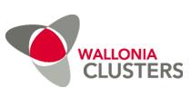 Logo Région Wallonne Pôles de compétitivité