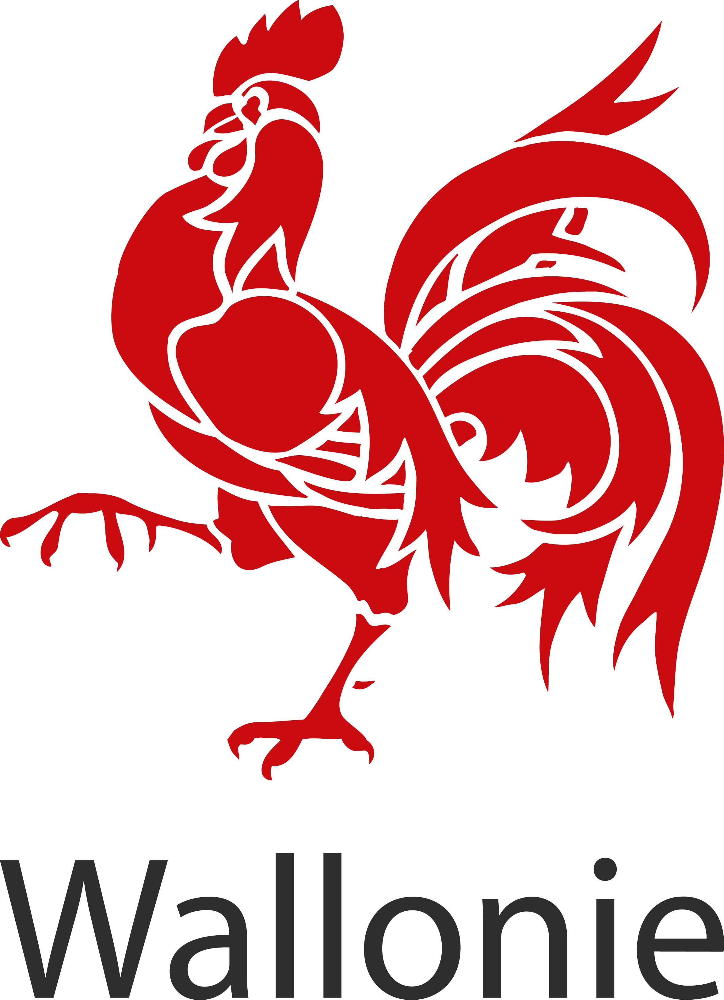 Logo Wallonie Coq