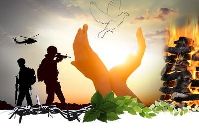 Les religions, terreau de violence ou source de paix ?