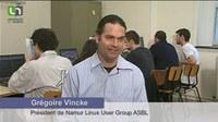 Président de Namur Linux User Group ASBL