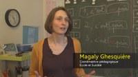 Coordinatrice pédagogique, École et Surdité.
