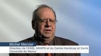 Directeur de l'ASBL ARAPH et du Centre Handicap & Santé, Université de Namur