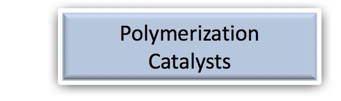 Polymerization Catalyts