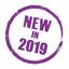 New in 2019