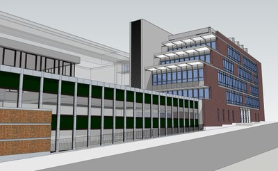 Futur bâtiment de la Faculté des Sciences