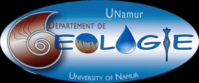 Logo du département de Géologie