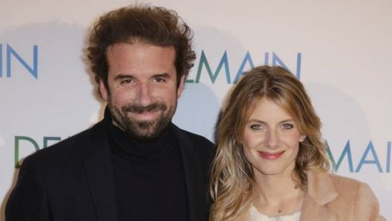 Cyril Dion et Mélanie Laurent